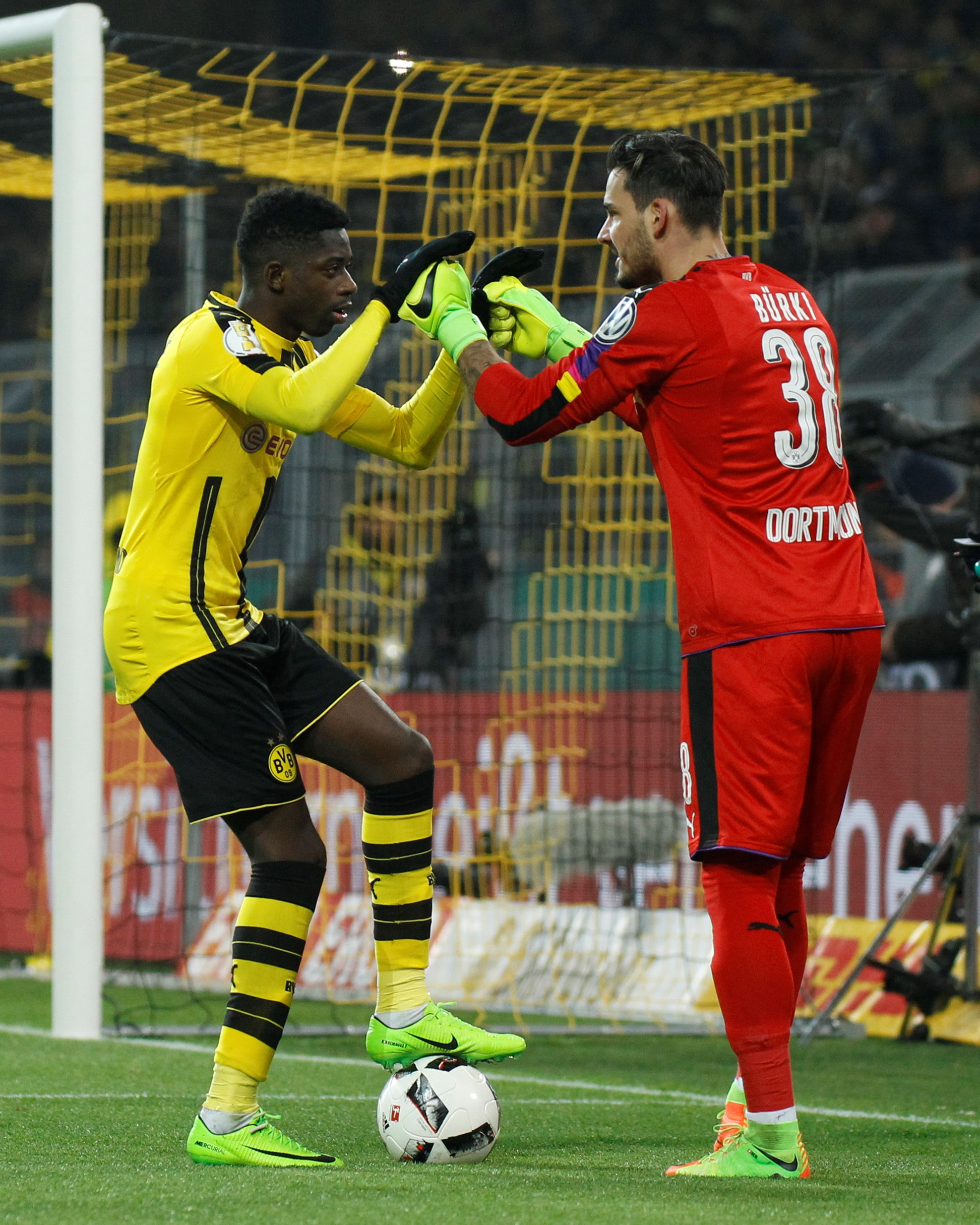 Dortmund Berlin Dfb Pokal