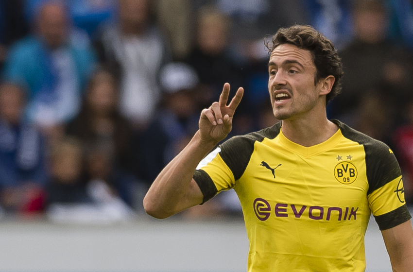 Thomas Delaney will be critical for Borussia Dortmund this season