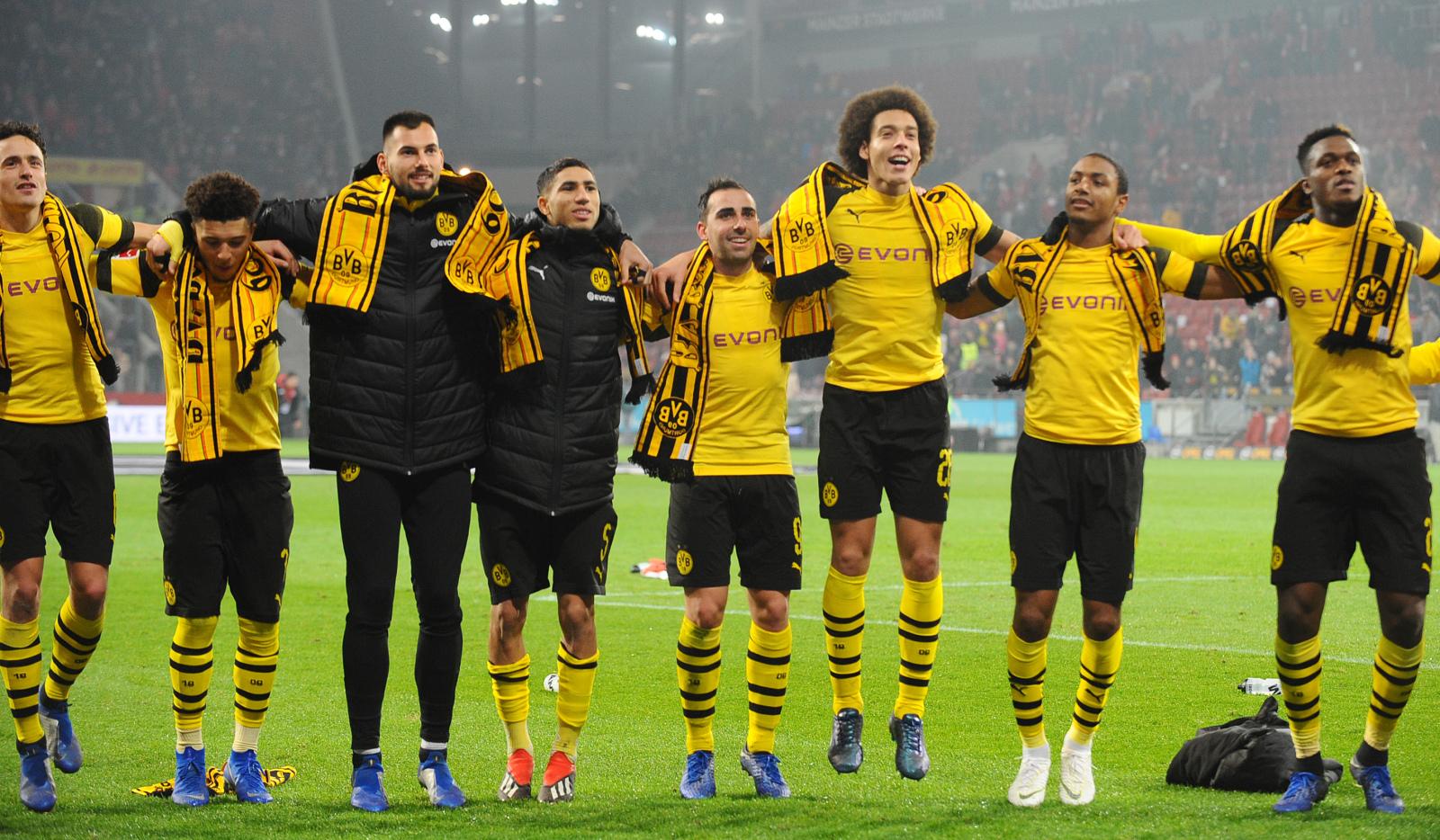 Sc Freiburg Dortmund