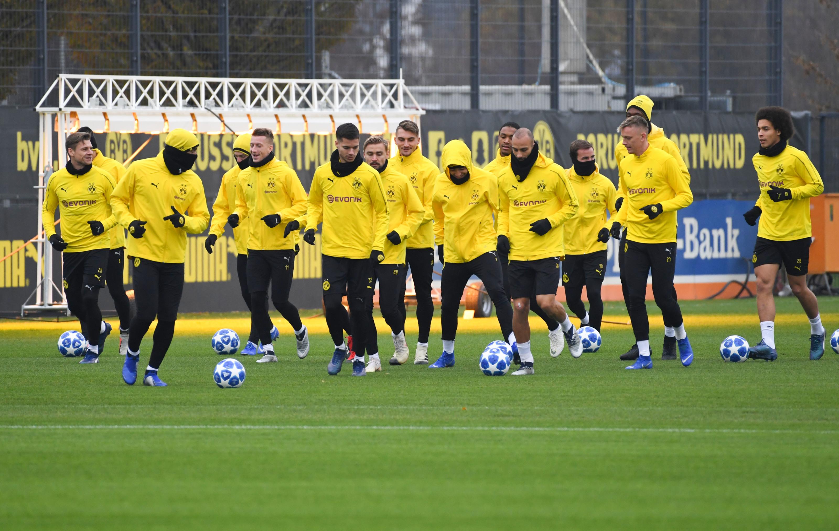 Champions League Dortmund Гјbertragung