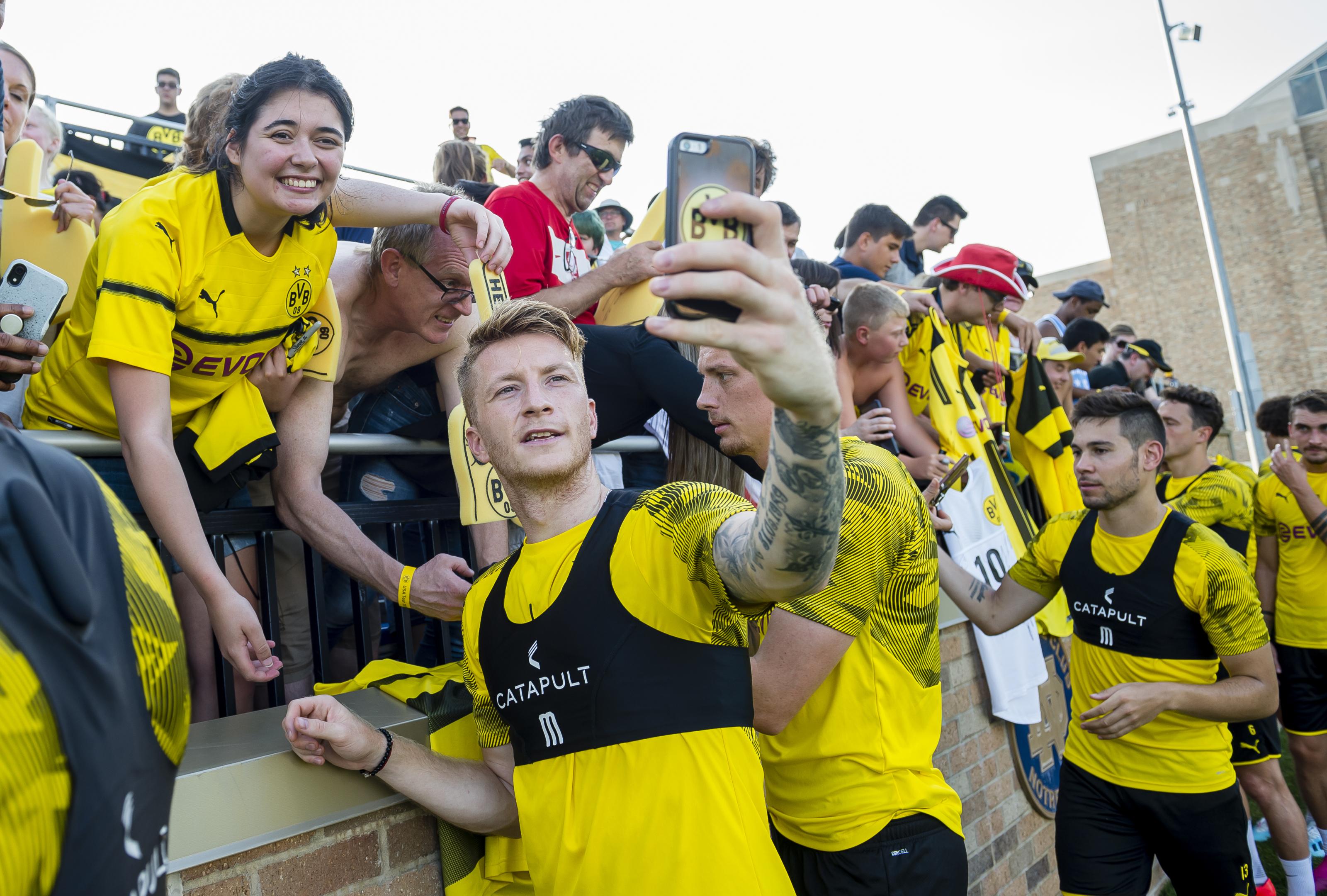 Borussia Dortmund's USA Tour 2019: The importance of playing ...