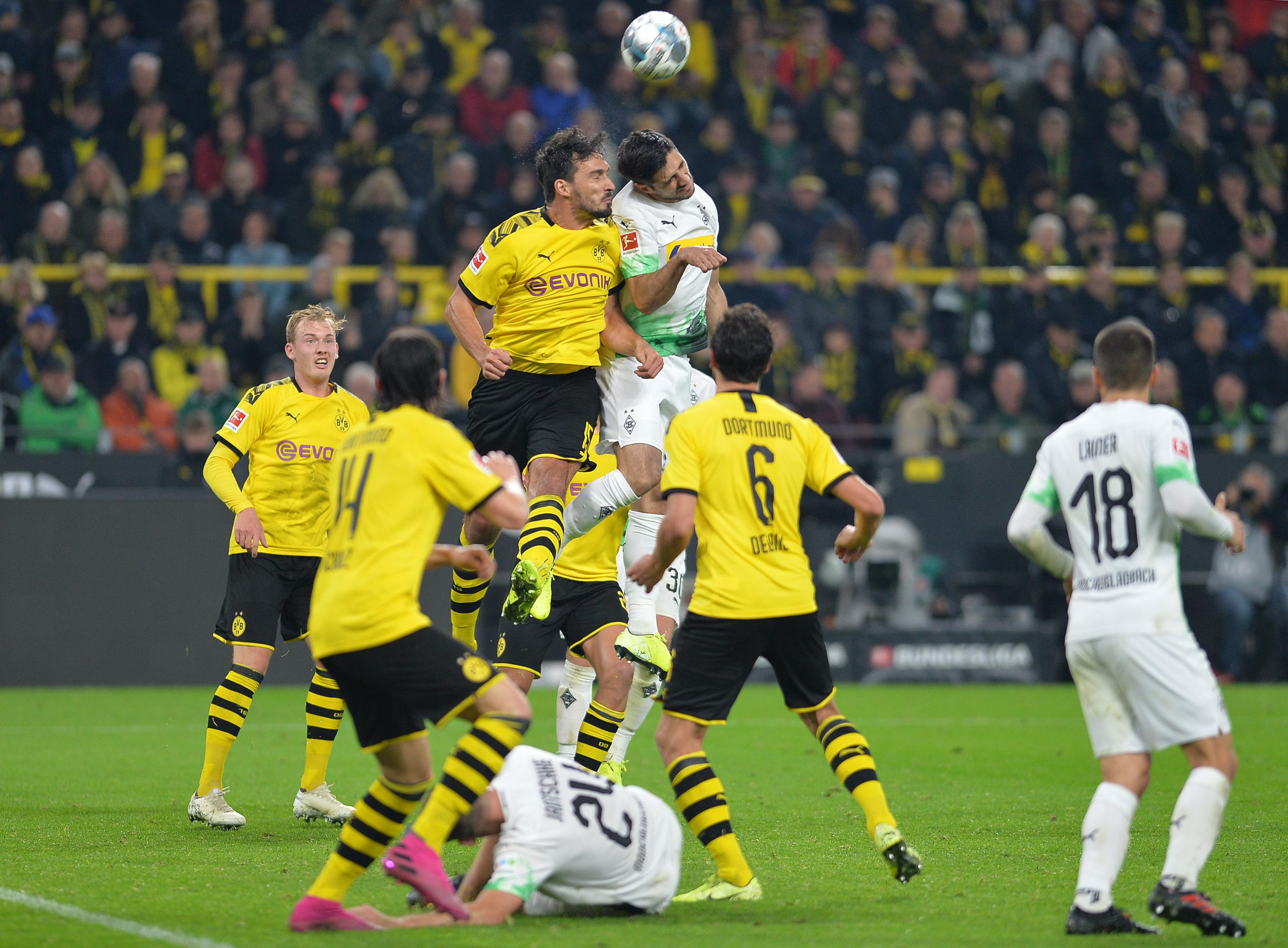 Dortmund tạo nên chiến thắng cực kỳ mãnh liệt