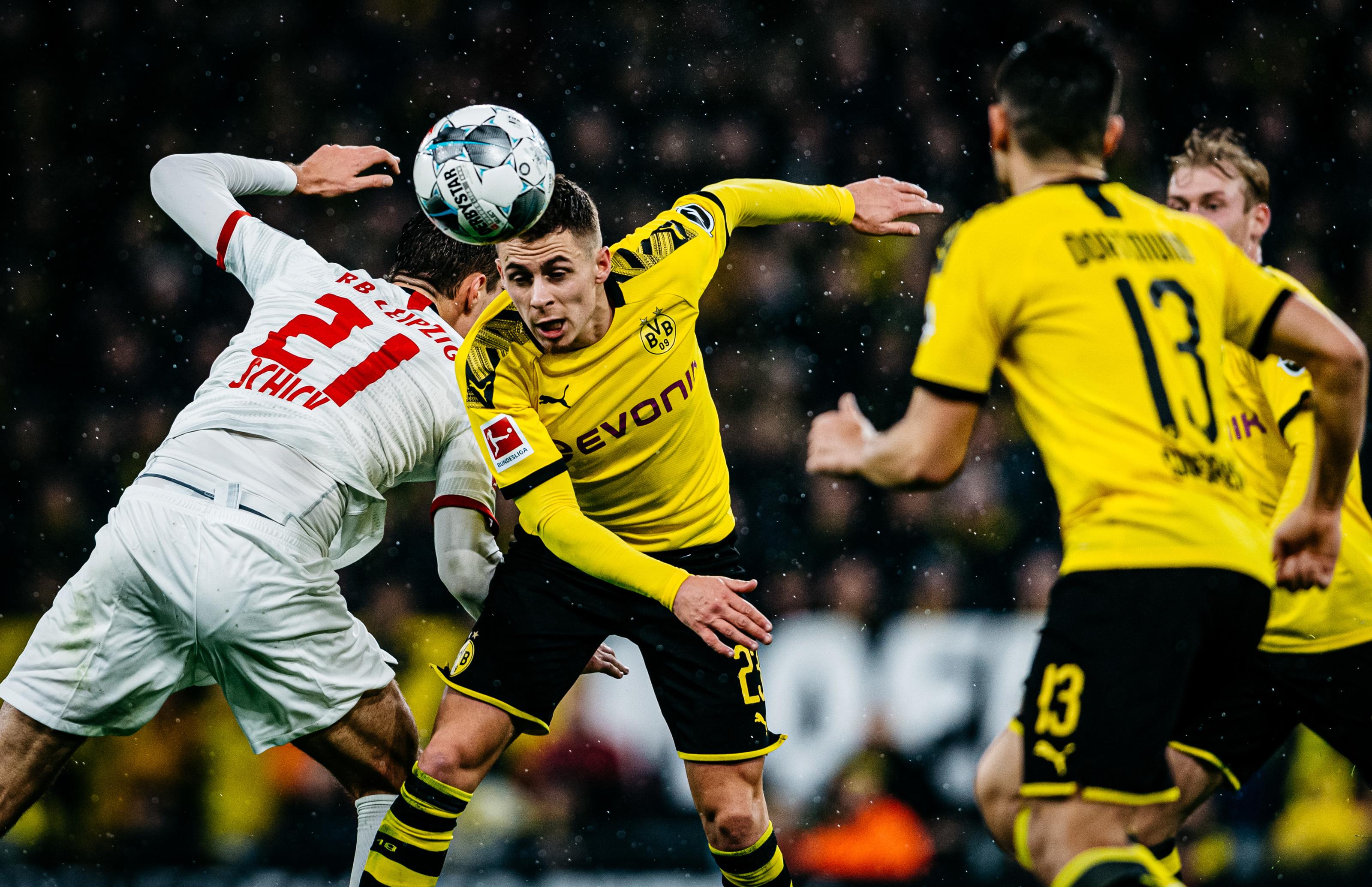 Dortmund Vs Hoffenheim Live