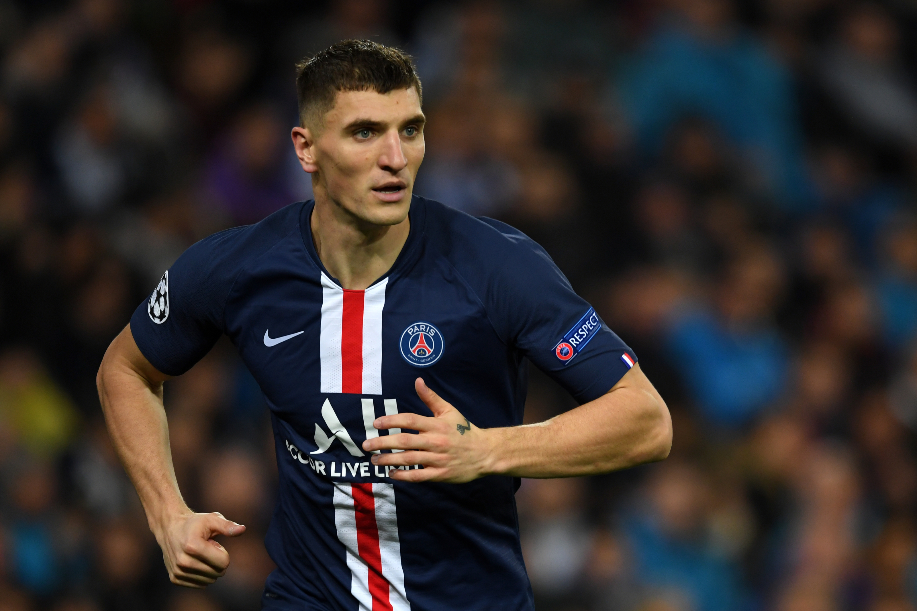 Borussia Dortmund on the verge of signing PSG right-back Thomas Meunier