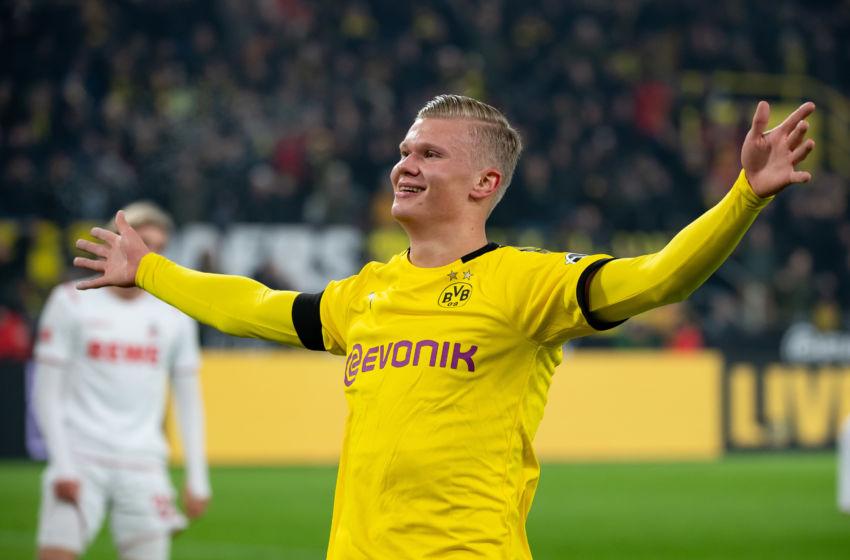 Jesse Marsch Heaps Praise On Borussia Dortmund Ace Erling Haaland