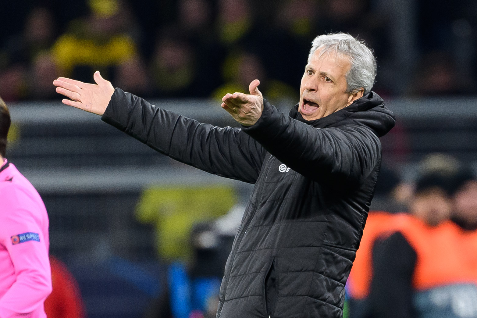 Borussia Dortmund: Lucien Favre could be sacked if he fails to win the Bundesliga title