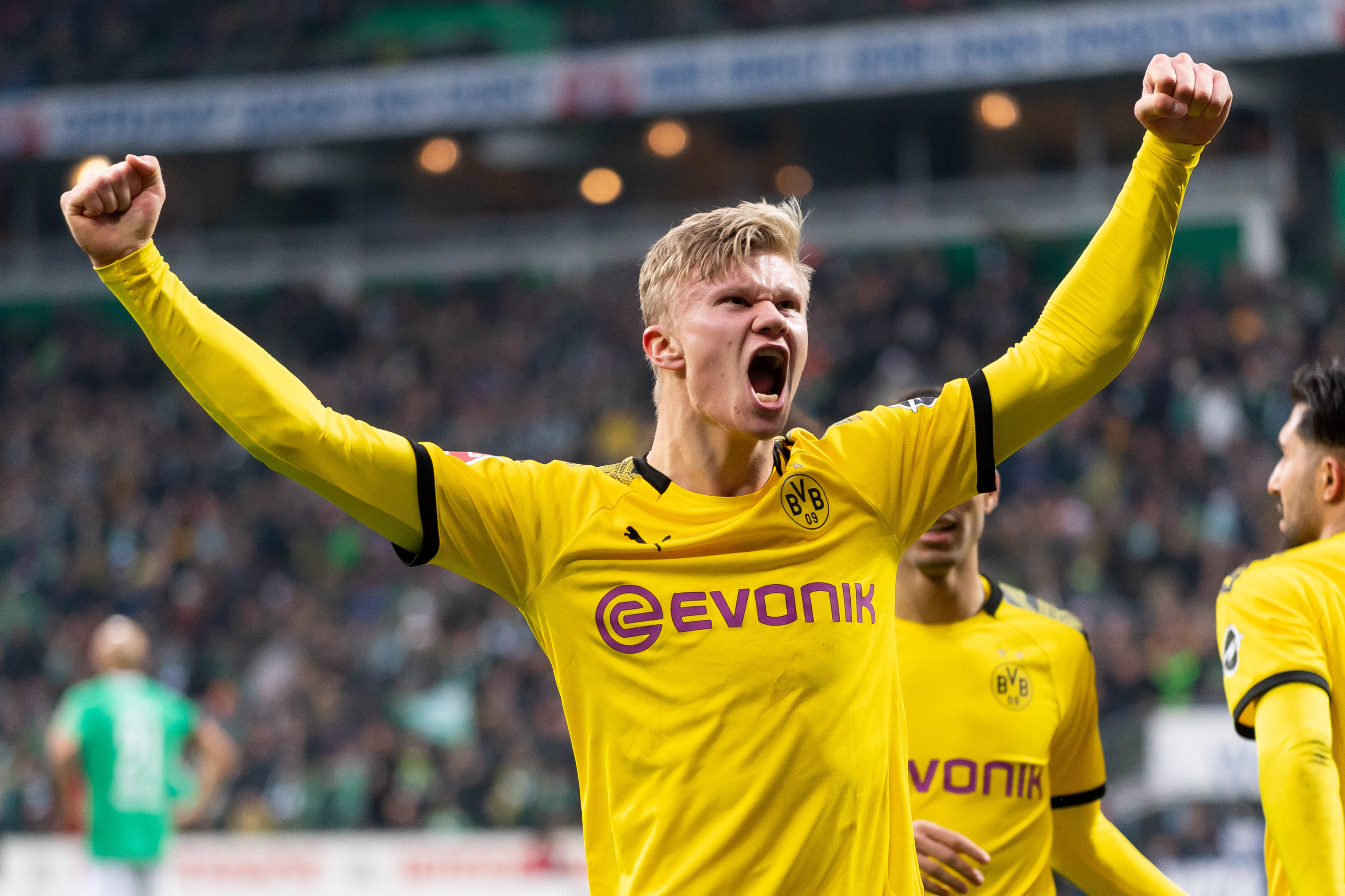 Borussia Dortmund Ace Erling Haaland Reveals His Hunger For Goals