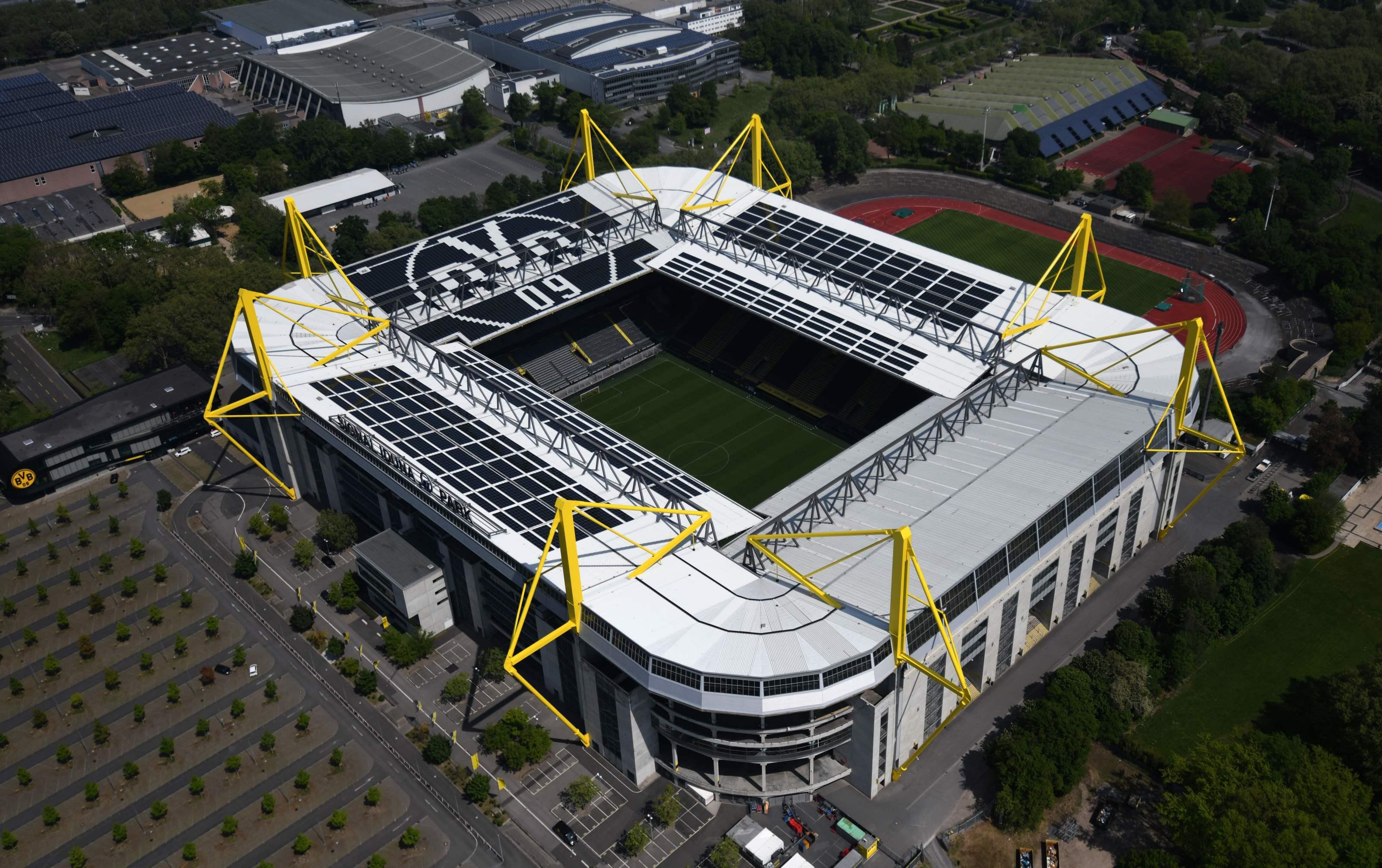 Borussia Dortmund May Preview The Bundesliga Returns