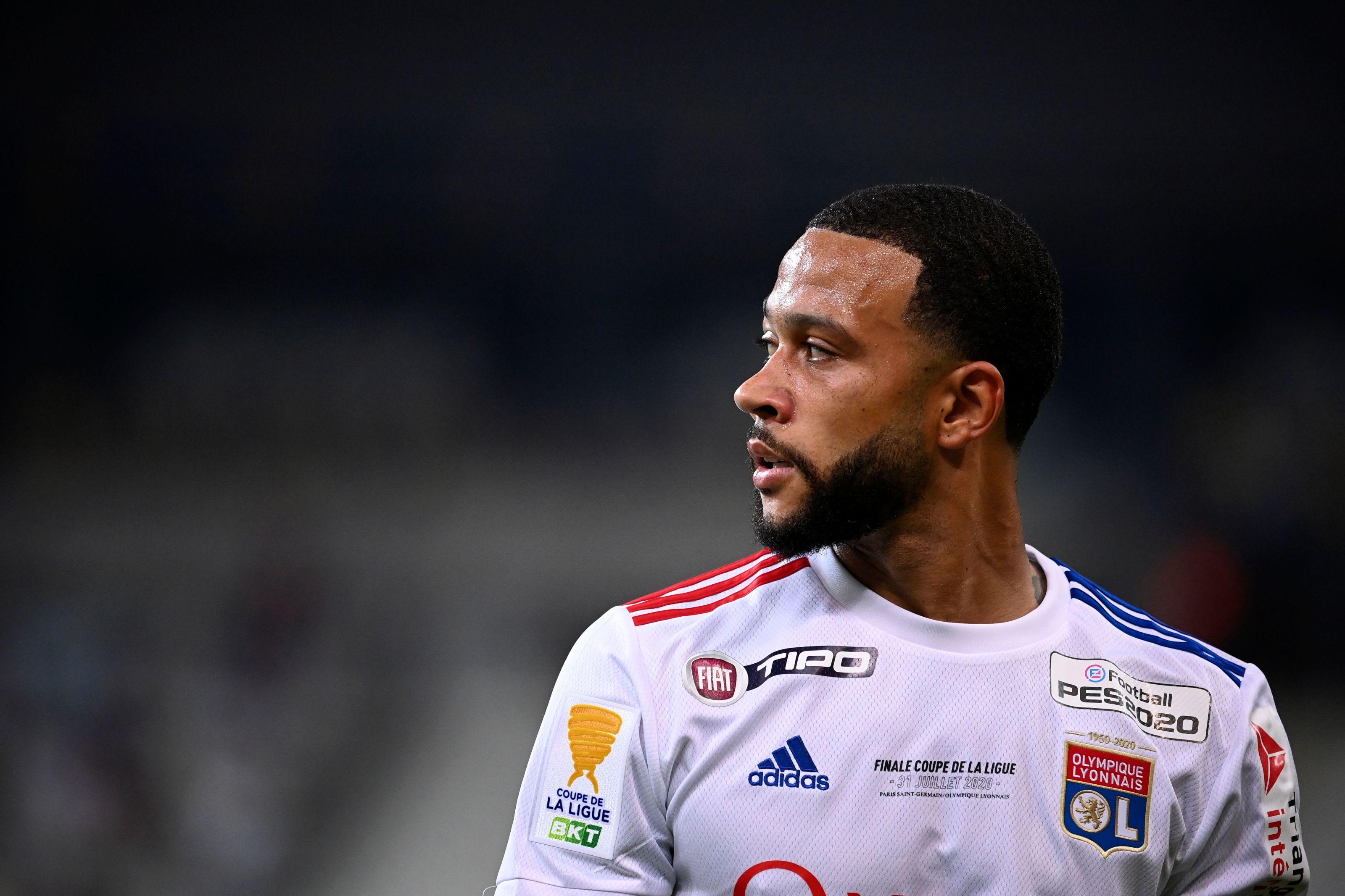 Borussia Dortmund want Memphis Depay as Jadon Sancho replacement