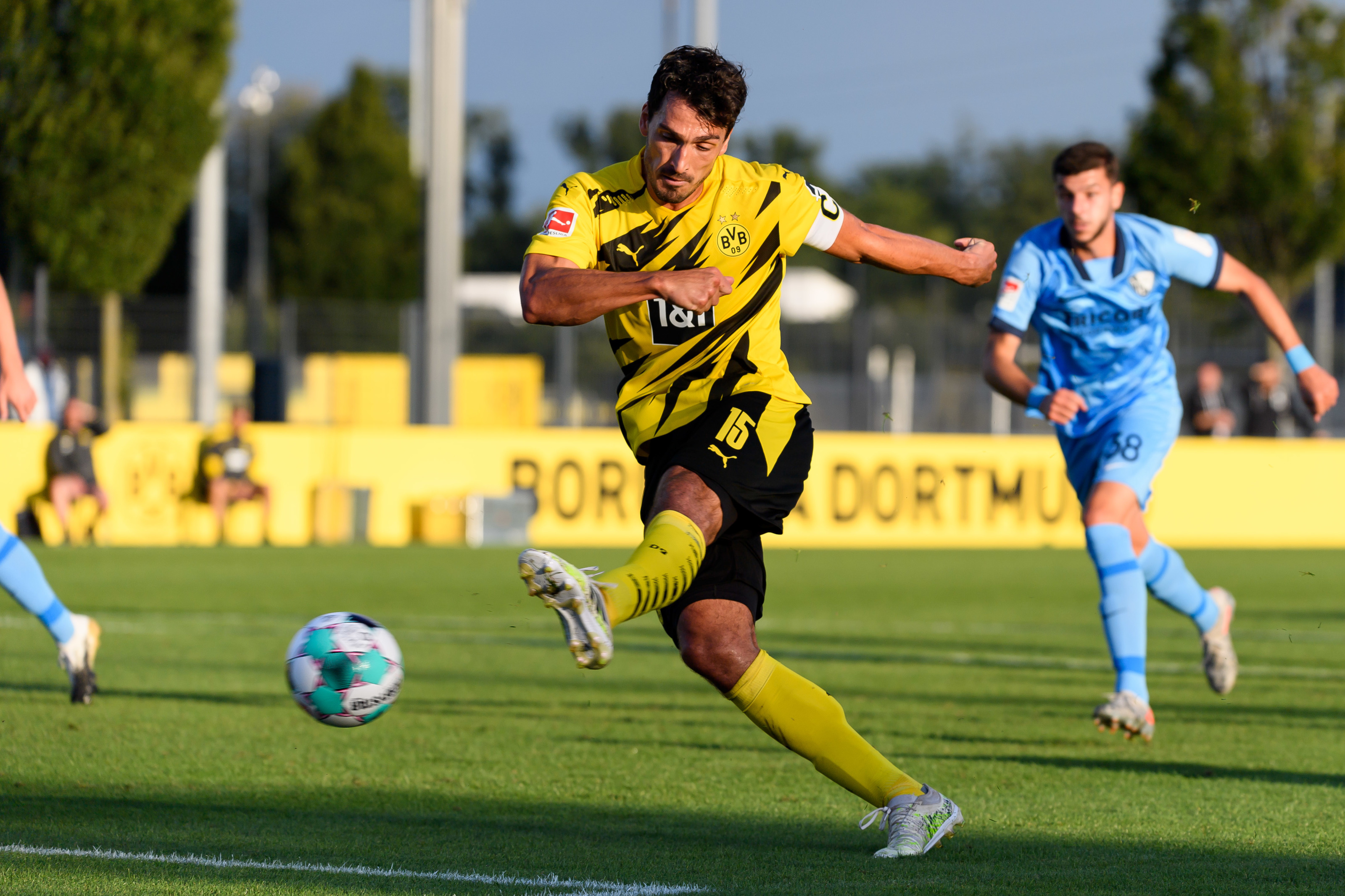Borussia Dortmund Beaten By Vfl Bochum In Second Friendly Of The Day