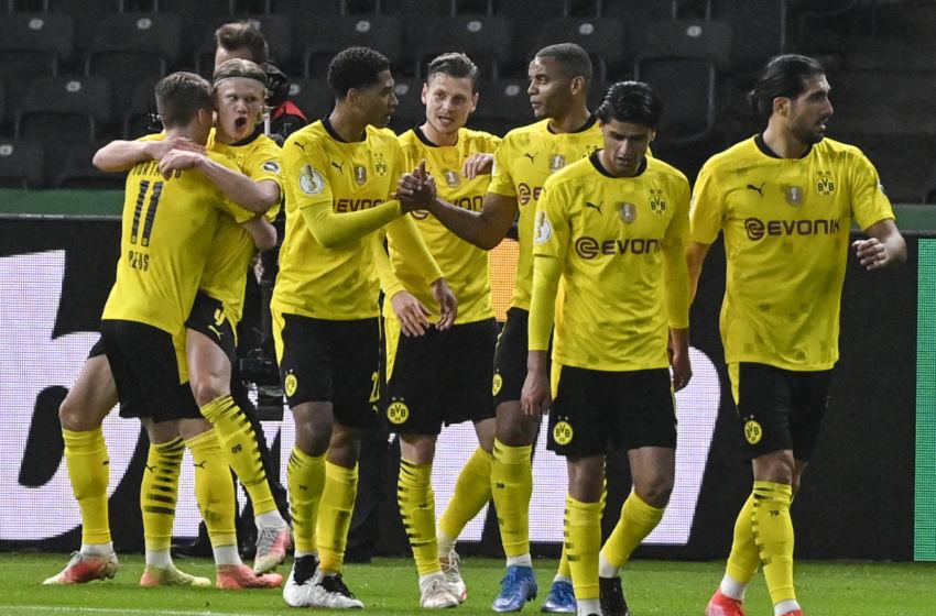 Borussia Dortmund Release Home Kit For The 2021 22 Season