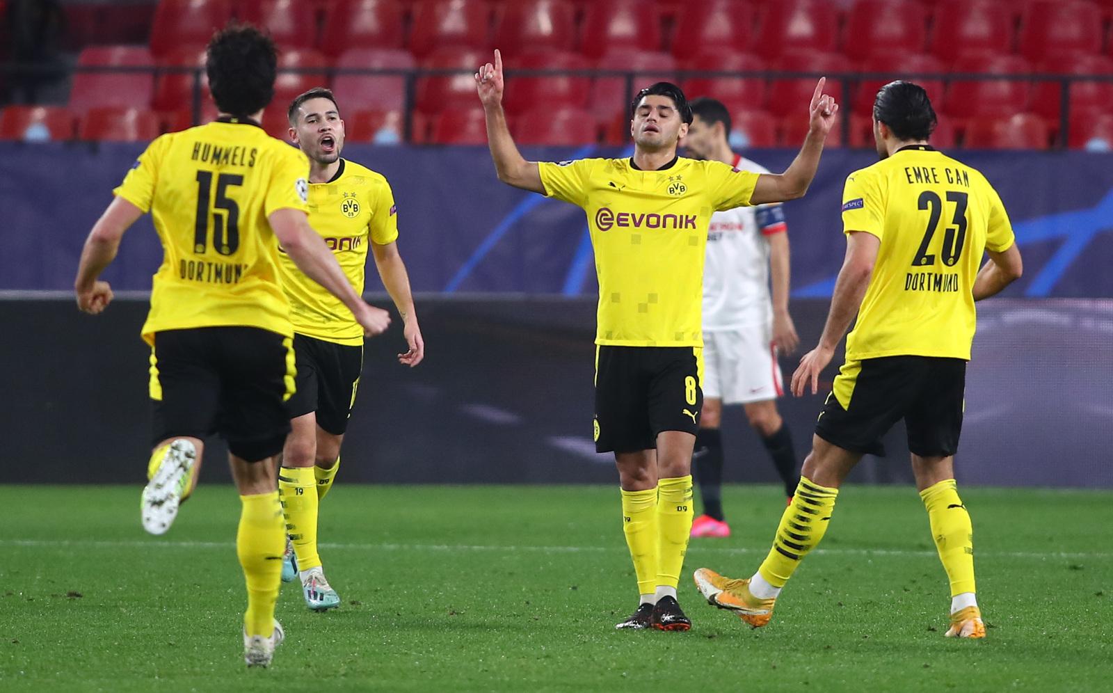 How Mahmoud Dahoud is making the Borussia Dortmund midfield tick