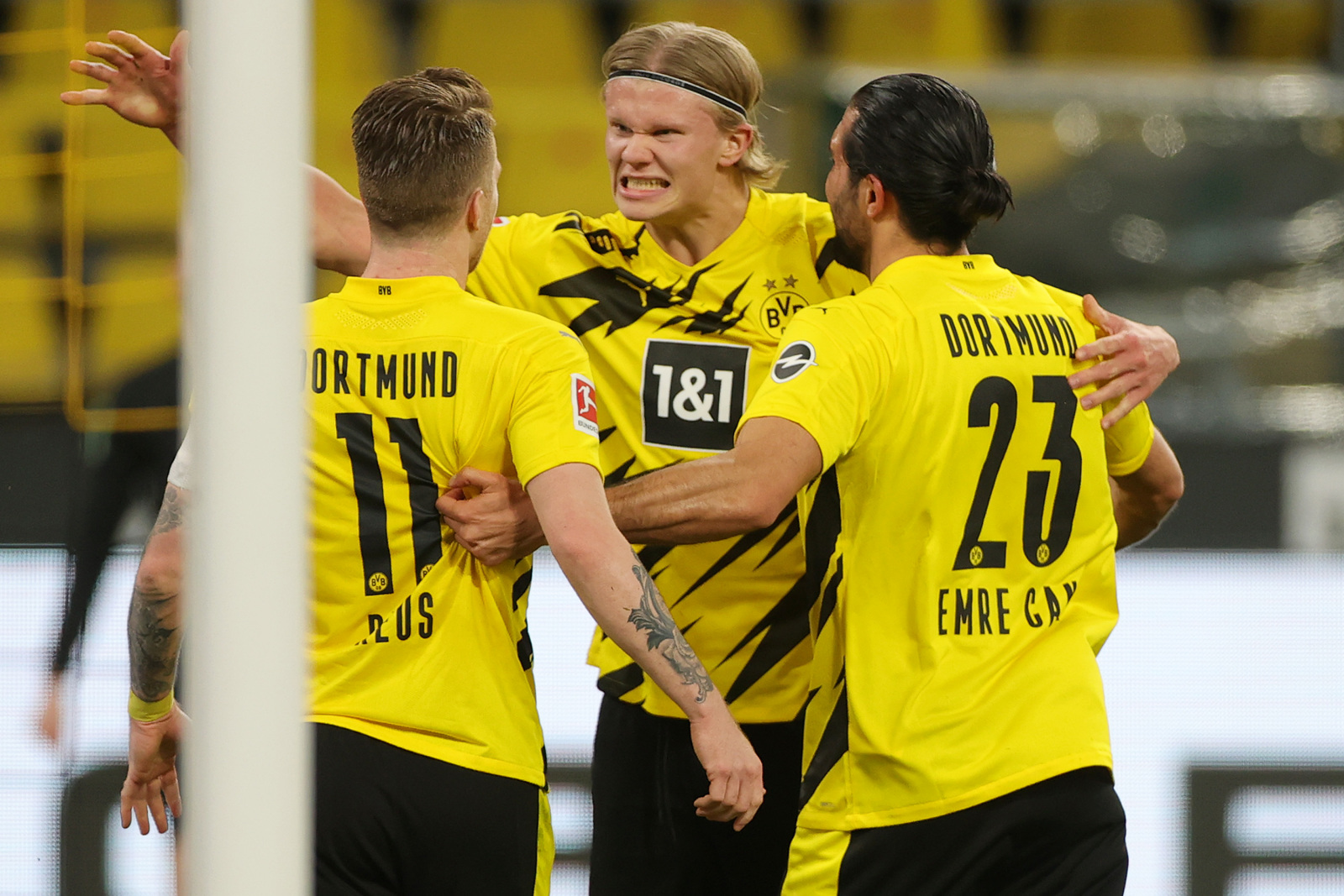 Borussia Dortmund 2021 22 Home Kit Design Leaked Online
