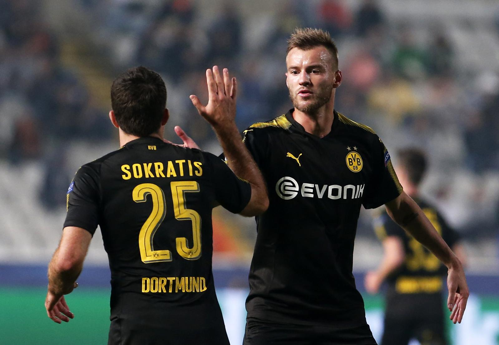 Borussia Dortmund Jobs