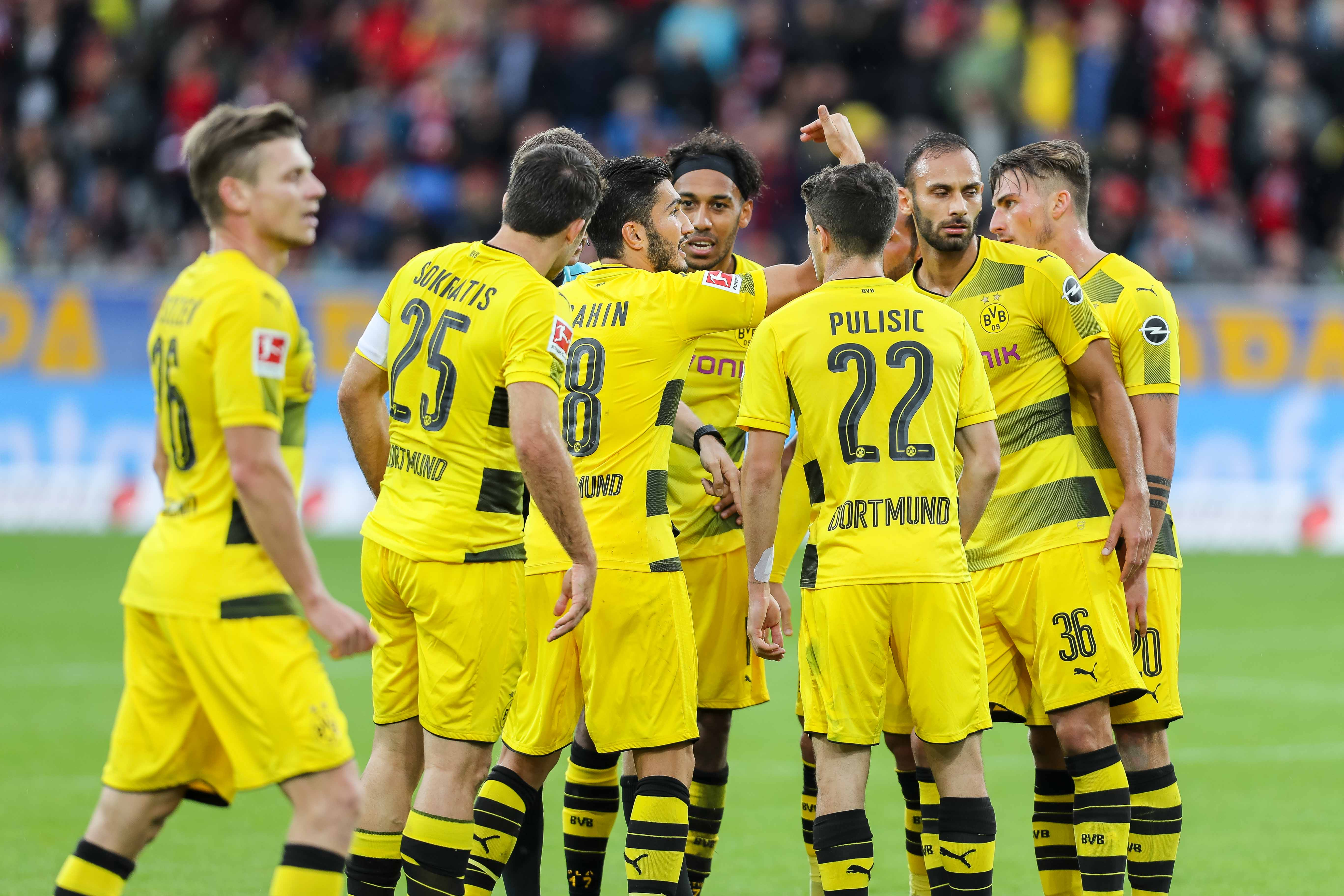 Preview Borussia Dortmund Look To Get Back To Winning Ways