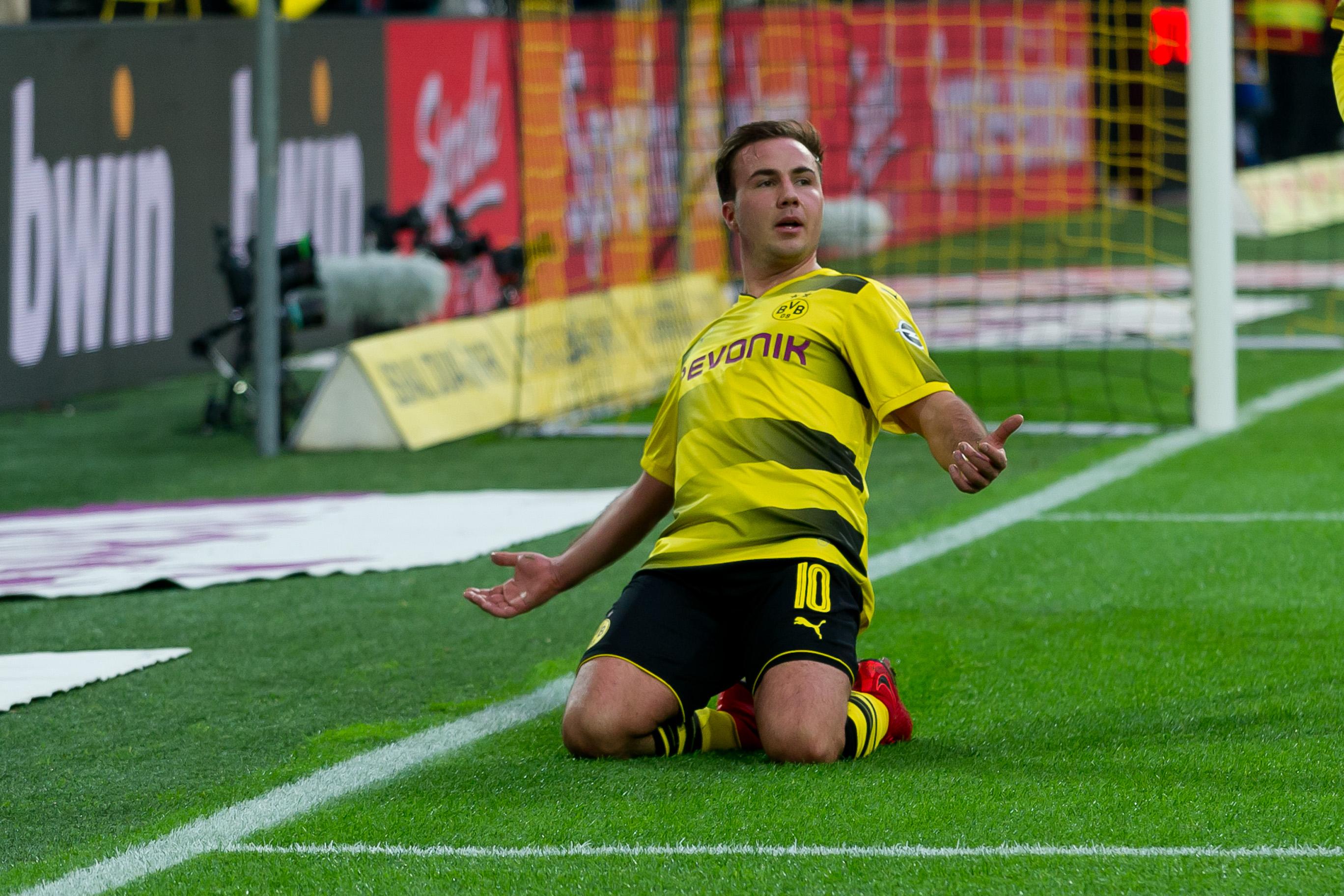 2 estrellas de la Bundesliga, cerca de llegar al Besiktas 0