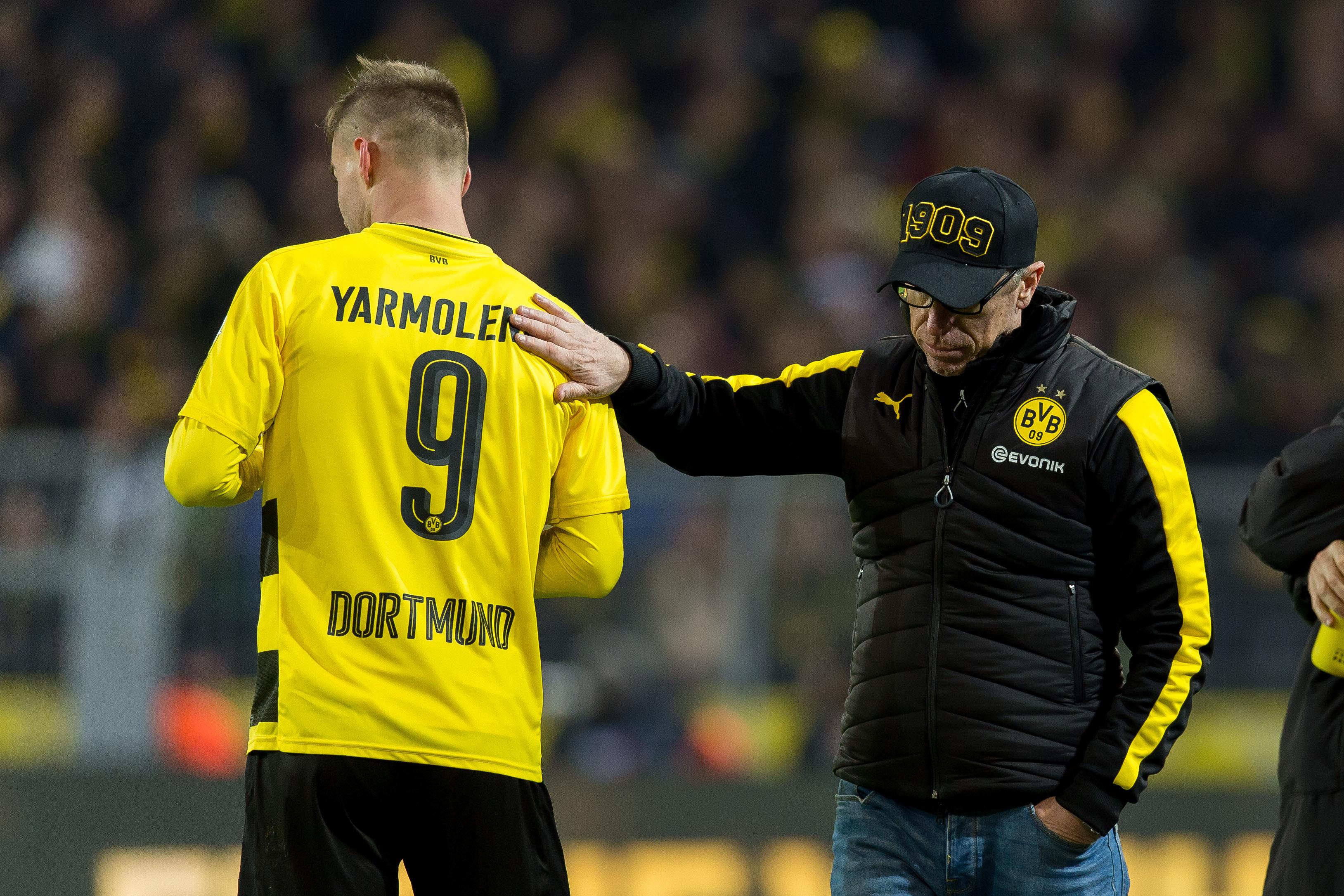 Dortmund Yarmolenko