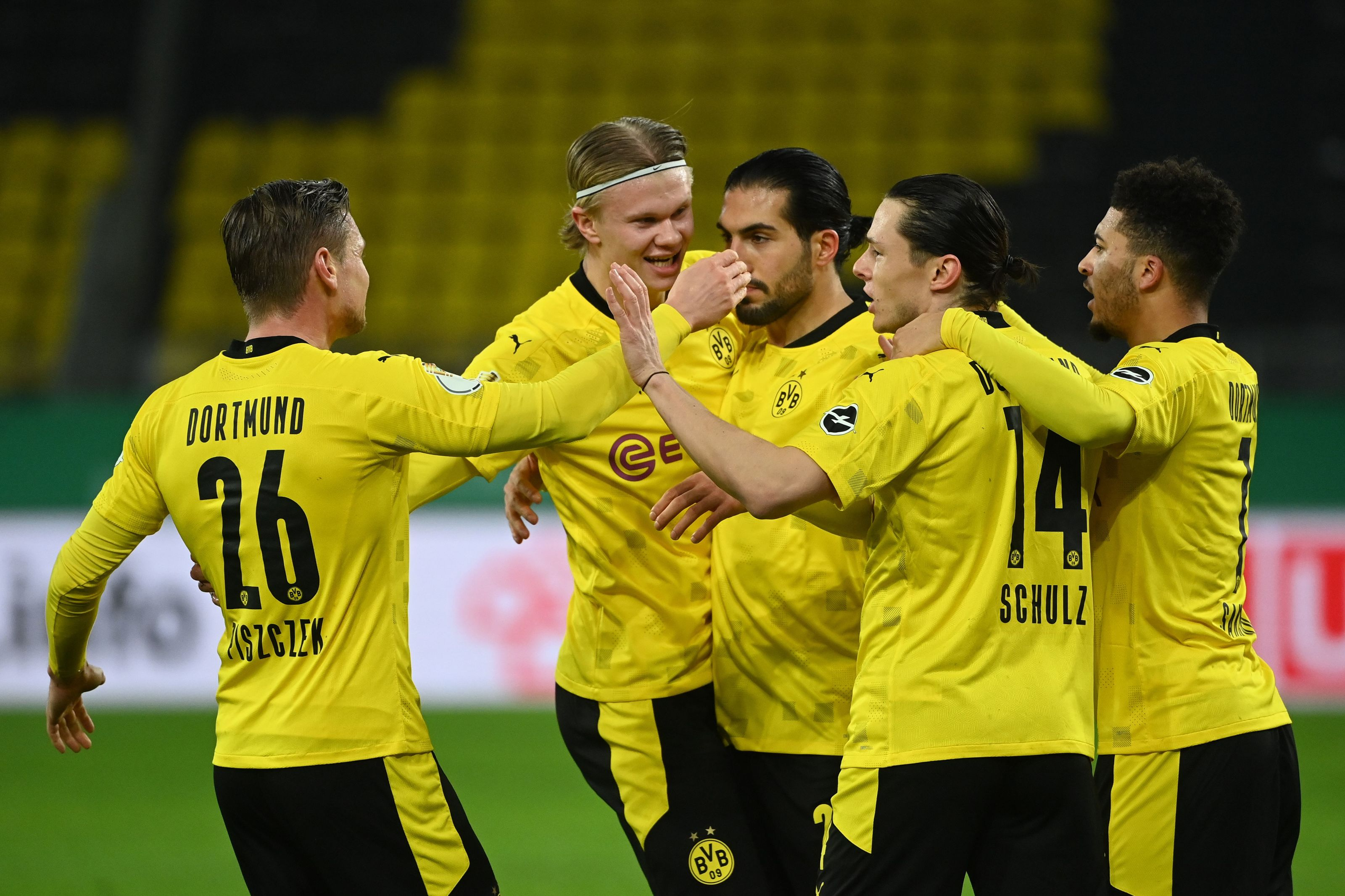 Borussia Dortmund player ratings from 3-2 win over Paderborn